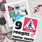 """Shokobox """"Naine roolis - 9 reeglit"""""""
