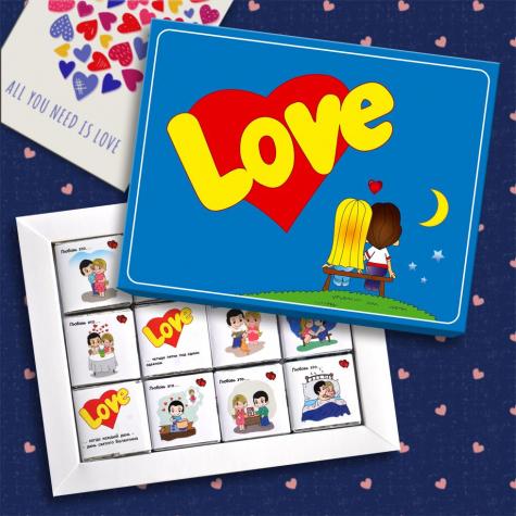 "Shokobox ""Love is..."""
