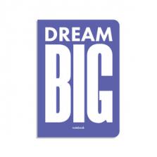 """Märkmik kingituseks """"Dream BIG"""""""
