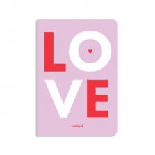 """Märkmik kingituseks """"LOVE"""""""