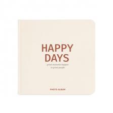 """Fotoalbum kingituseks """"Happy days"""", beež"""